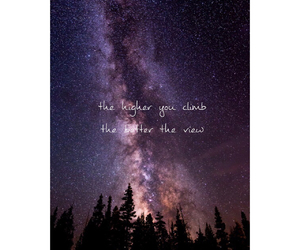 galaxy, motivational, and quotes image
