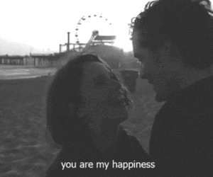 love, couple, and happiness image