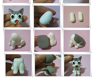 clay, diy, and fimo image