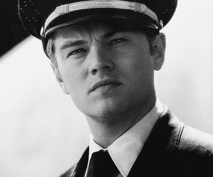 leonardo dicaprio, catch me if you can, and Hot image