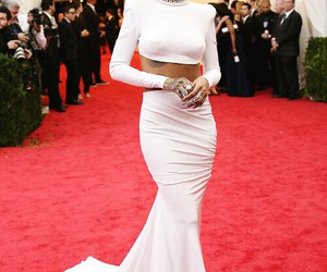 rihanna, riri, and dress image