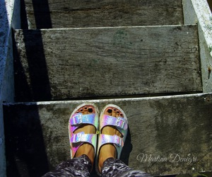 colorful, fashion, and shoes image