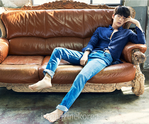 park hae jin and esquire image