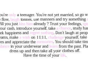 laugh, life, and teenager image
