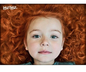 freckles, baby, and daughter image