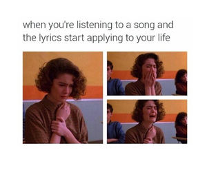 Lyrics, funny, and song image