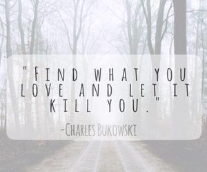 Bukowski, charles, and frases image