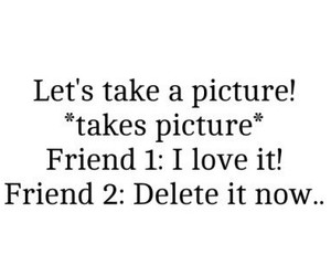 friends, funny, and picture image