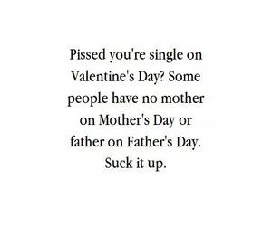 sad and Valentine's Day image
