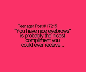 funny, quotes, and teen image