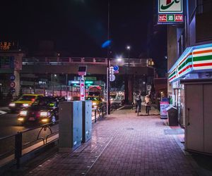 beautiful, tokyo, and seven eleven image