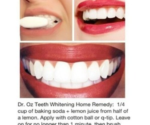 teeth, diy, and white image