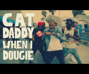 cat daddy, chris brown, and rej3ctz image