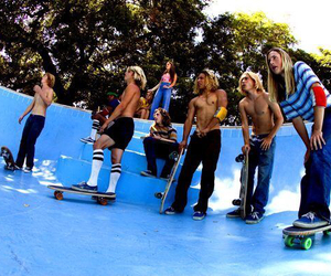 lords of dogtown, movie, and skate image