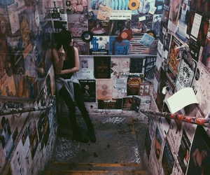grunge, music, and indie image