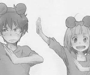anime, ao no exorcist, and boy image