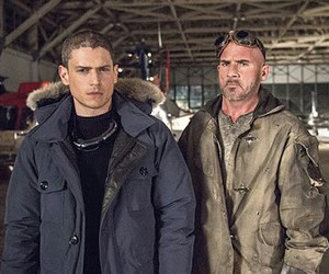 wentworth miller and dominic purcell image