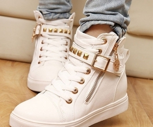 cool, fashion, and shoes image