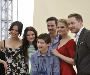 once upon a time, comic con, and ouat image