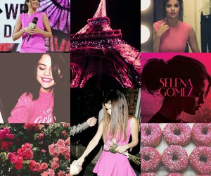 donuts, fandom, and pink image