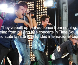 phrases, big time rush, and james maslow image