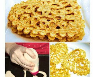 pancakes, food, and diy image