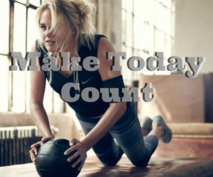 motivation, workout, and keep going image