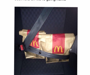 McDonald's, silly, and weird image
