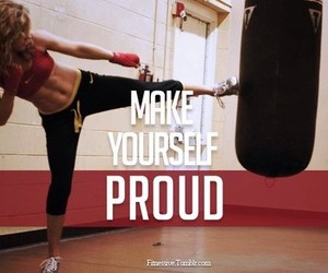 fitness, motivation, and proud image