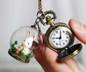 accessory, rabbit, and stationery image