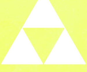 triforce, Legend of Zelda, and link image