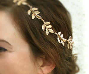 hair, accessories, and fashion image