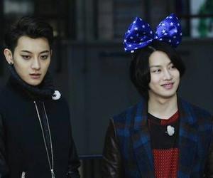 exo, heechul, and kpop image