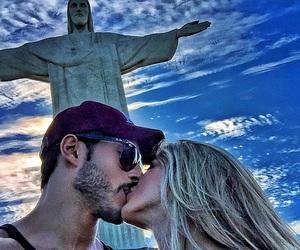 couple, rio, and love image