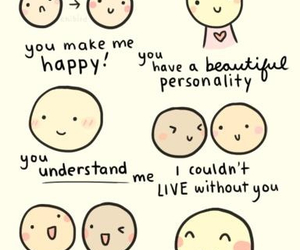 compliments, happy, and smile image