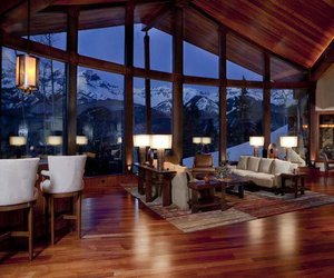 cabin, dream home, and house image