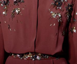 fashion, jenny packham, and runway image