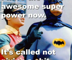 awesome, batman, and superpowers image