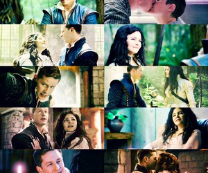 disney, snow white, and ouat image
