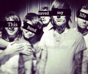 bands, bmth, and ily image