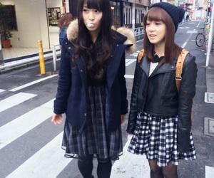 asian, japanese, and jfashion image
