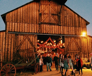 awesome, barn, and barns image