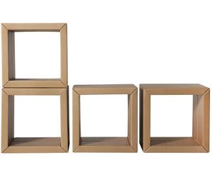 diy, frame, and shelf image