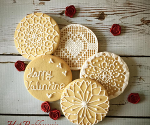 bake, Cookies, and food image