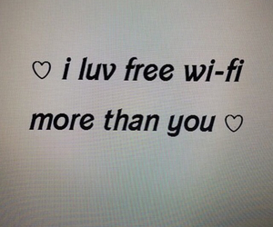 quote, text, and wifi image