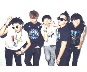 big bang, bigbang, and daesung image