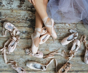 ballet, shoes, and dance image