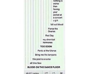 bring me the horizon, fall out boy, and funny image