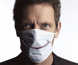 house md, dr house, and house image