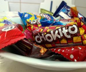 chocolat, chocolate, and chocolates image
